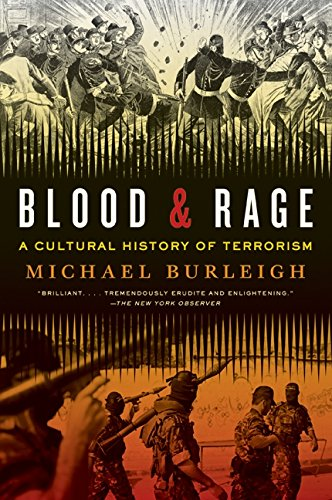 9780061173868: Blood and Rage: A Cultural History of Terrorism