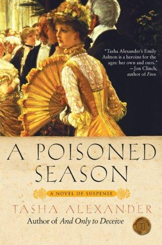 9780061174216: A Poisoned Season (Lady Emily)