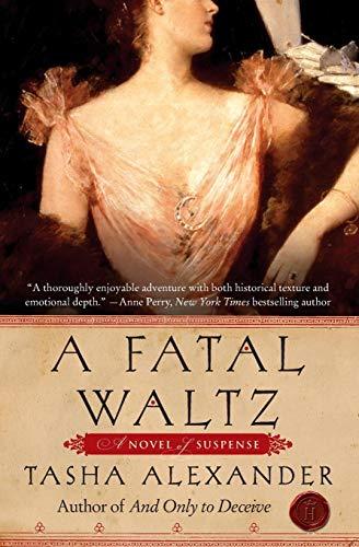 9780061174230: A Fatal Waltz (Lady Emily)