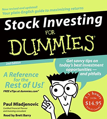 9780061175848: Stock Investing for Dummies 2nd Ed. CD