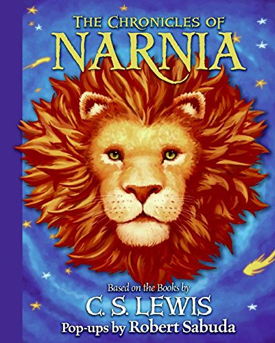 9780061176128: The Chronicles of Narnia Pop-Up: Backlist Gift Edition