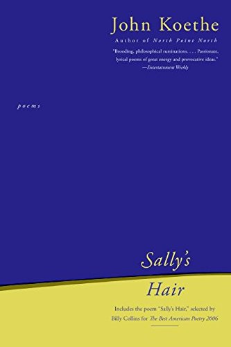 9780061176272: Sally's Hair: Poems