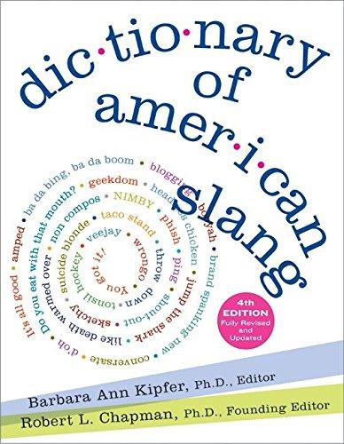 9780061176463: Dictionary of American Slang 4e