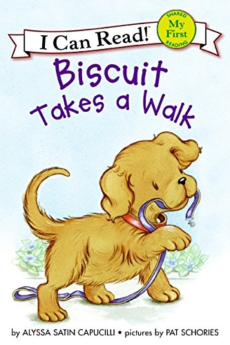 9780061177453: Biscuit Takes a Walk (My First I Can Read)