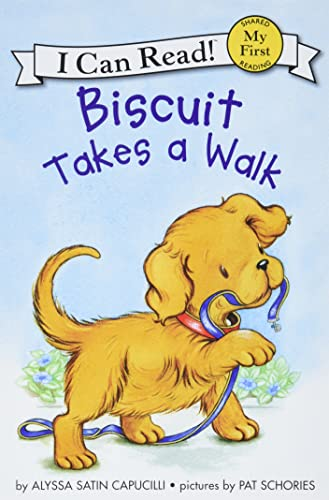 9780061177460: Biscuit Takes a Walk (My First I Can Read Biscuit - Level Pre1 (Quality))