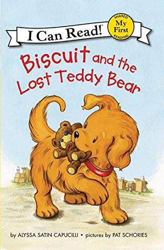 9780061177514: Biscuit and the Lost Teddy Bear (My First I Can Read Biscuit - Level Pre1 (Hardback))