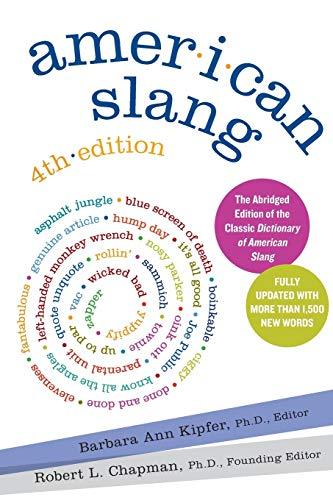9780061179471: American Slang, 4th Edition