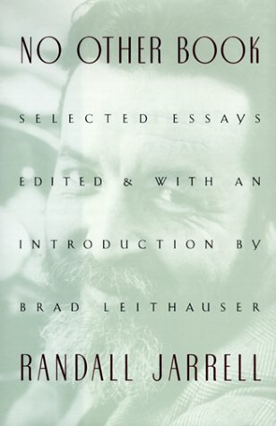 9780061180125: No Other Book: Selected Essays