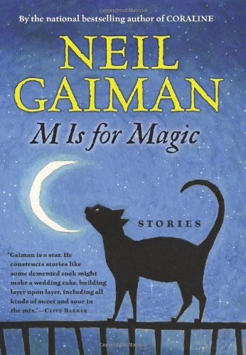 9780061186424: M Is for Magic