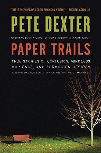 Paper Trails: True Stories of Confusion, Mindless: Dexter, Pete