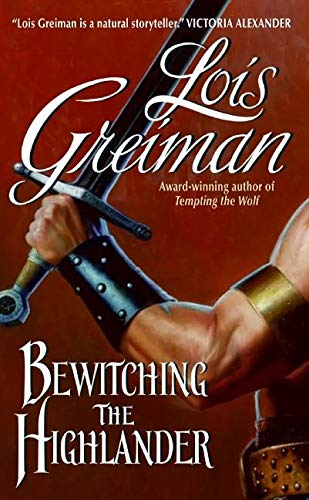 9780061191343: Bewitching the Highlander (Avon Romantic Treasure)