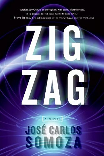 9780061193712: Zig Zag: A Novel