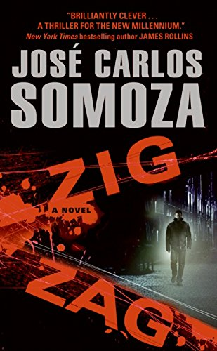 9780061193736: Zig Zag: A Novel