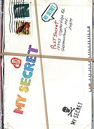 9780061196683: My Secret: A PostSecret Book
