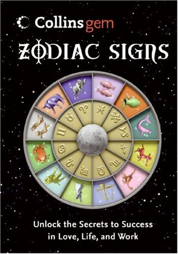 9780061198113: Zodiac Signs (Collins Gem)
