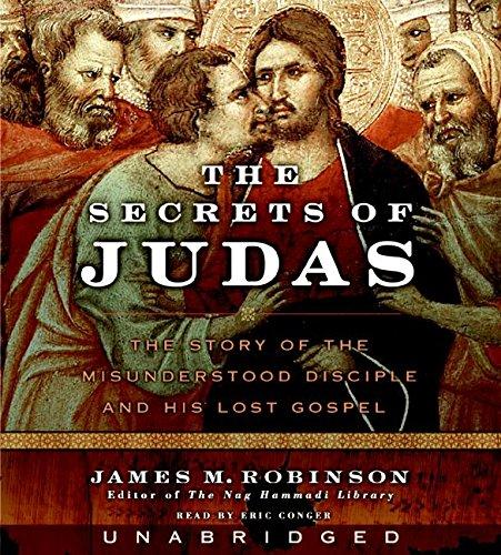 9780061199134: The Secrets of Judas CD