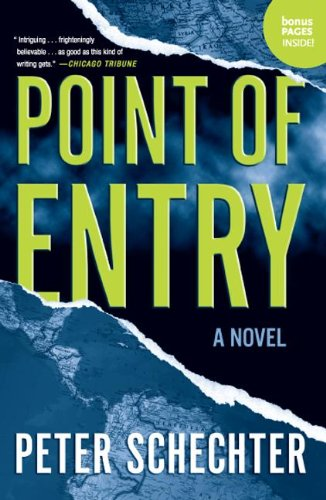 9780061205644: Point of Entry: A Novel