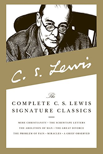 9780061208492: The Complete C. S. Lewis Signature Classics (Rough cut edition)