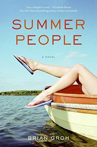 9780061210013: Summer People: A Novel
