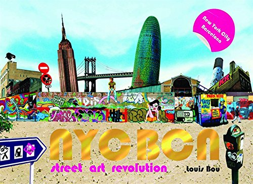 9780061210044: NYC BCN: Street Art Revolution