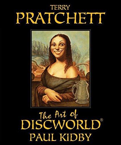 The Art of Discworld: Pratchett, Terry; Kidby, Paul