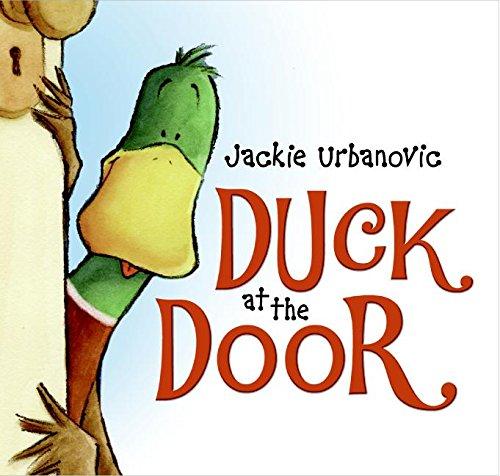9780061214387: Duck at the Door