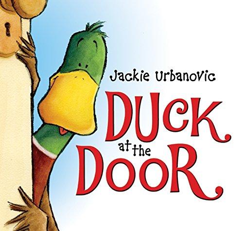 9780061214400: Duck at the Door
