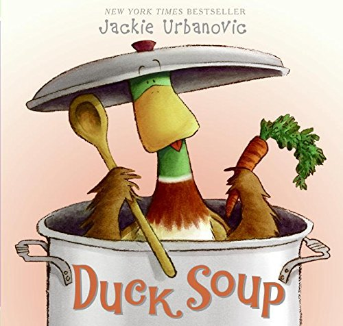9780061214424: Duck Soup (Max the Duck)