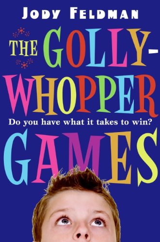 9780061214509: The Gollywhopper Games