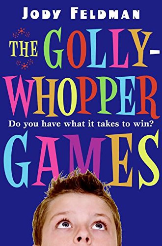 9780061214516: The Gollywhopper Games