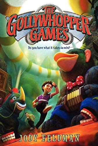 9780061214523: The Gollywhopper Games