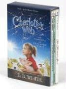 9780061215025: Charlotte's Web Movie Tie-in Box Set (digest)