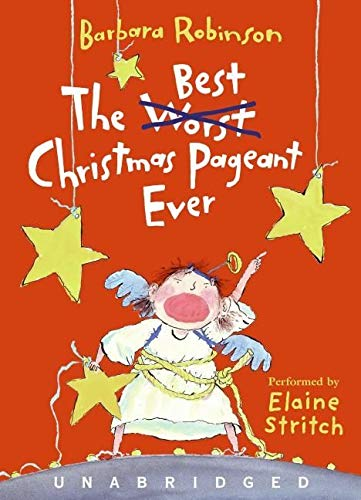 9780061215223: The Best Christmas Pageant Ever CD