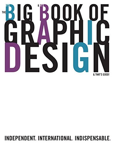 9780061215247: The Big Book of Graphic Design (Big Book (Collins Design))