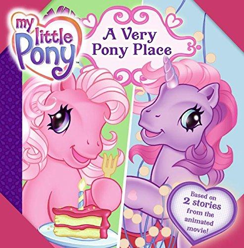 9780061215254: A Very Pony Place: Come Back Lily Lightly (My Little Pony (Harper Paperback))