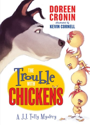 9780061215322: The Trouble with Chickens (J.J. Tully Mysteries)