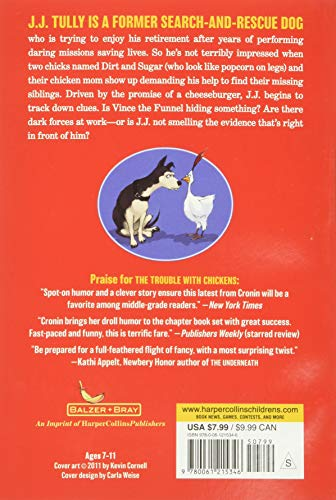 9780061215346: The Trouble with Chickens: A J.J. Tully Mystery (J. J. Tully Mysteries)