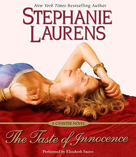 9780061227240: The Taste of Innocence CD (Cynster Novels)