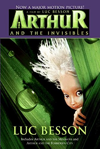 9780061227264: Arthur and the Invisibles Movie Tie-in Edition