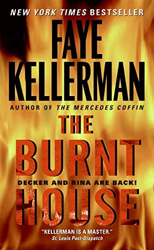 9780061227363: The Burnt House (Decker/Lazarus Novels)