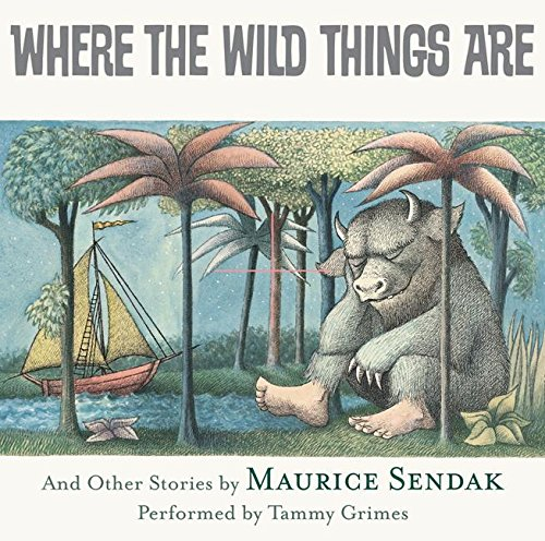 9780061227400: Where the Wild Things Are CD: In the Night Kitchen,Outside Over There, Nutshell Library,Sign on Rosie's Door, Very Far Away