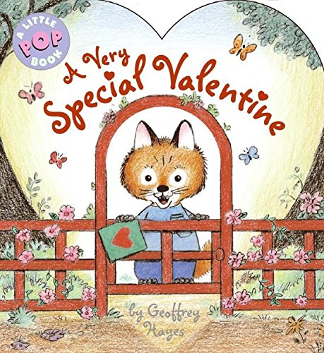 9780061227561: A Very Special Valentine: A Little Pop Book