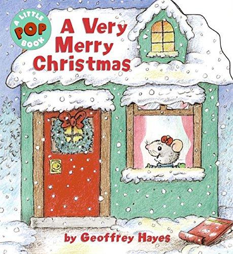 9780061227578: A Very Merry Christmas: A Little Pop Book