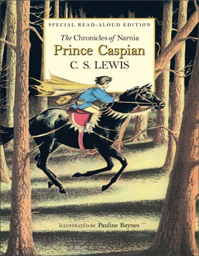 9780061227646: Prince Caspian Read-Aloud Edition: The Return to Narnia