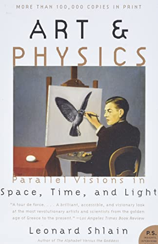 9780061227974: Art & Physics: Parallel Visions in Space, Time, and Light