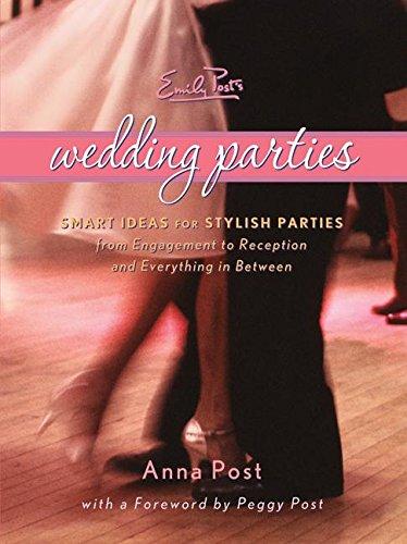 9780061228018: Emily Post's Wedding Parties
