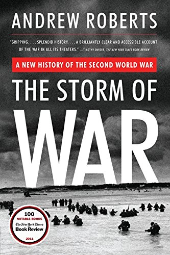 9780061228605: The Storm of War: A New History of the Second World War