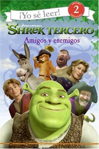 9780061228674: Shrek the Third: Friends and Foes (Spanish edition): Amigos y enemigos (I Can Read Book 2)