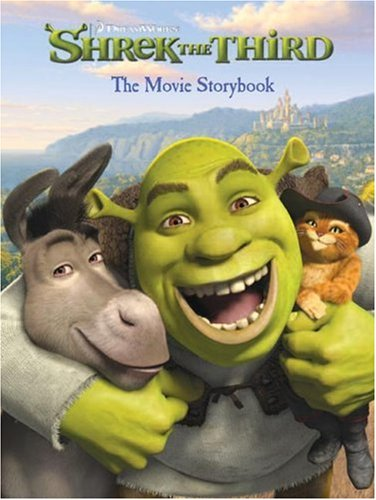 9780061228711: Shrek the Third: The Movie Storybook