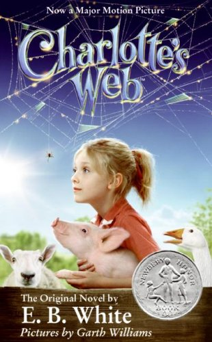 9780061228742: Charlotte's Web Movie Tie-in Edition (rack)